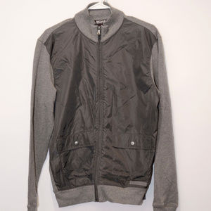 Michael Kors Windbreaker/ Sweatshirt Zip Up